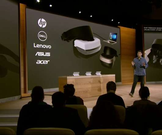 f8d9d427e5d Microsoft Reveals VR Headsets Coming From Top Manufacturers