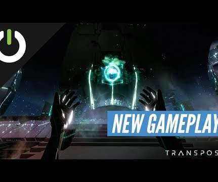 b73a937453d Transpose Review  A VR Puzzle Game That Bends Reality