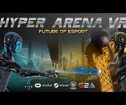 f356eccaa1e7 The Future of Play  How Intel And The ESL Are Helping Bring Virtual Reality  To ESports