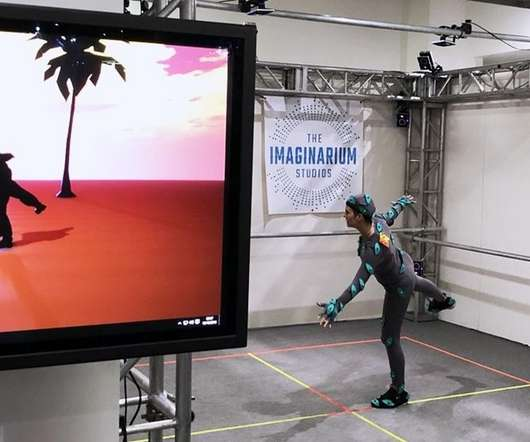 Motion Capture - Virtual Reality Pulse