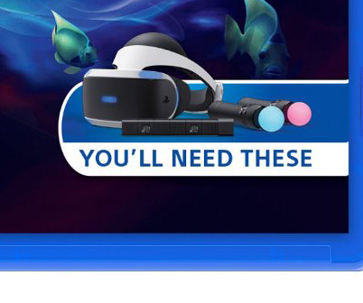 """c64f25144cc Sony  """"Nearly All PSVR Titles Will Support DualShock 4 Controllers"""""""