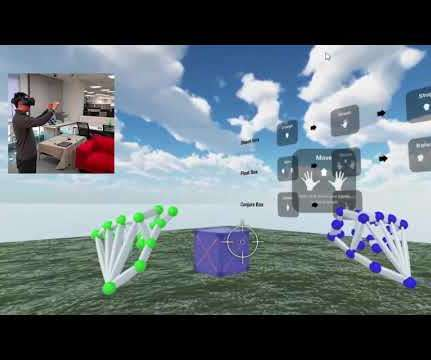 HTC and Leap Motion - Virtual Reality Pulse