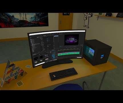 Gaming, Oculus and Virtual Environment - Virtual Reality Pulse