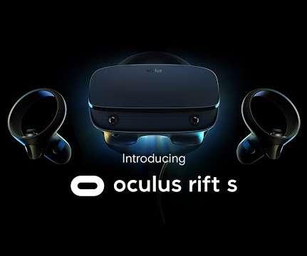 880f0726d7f3 GDC 2019  Oculus Rift S Officially Confirmed