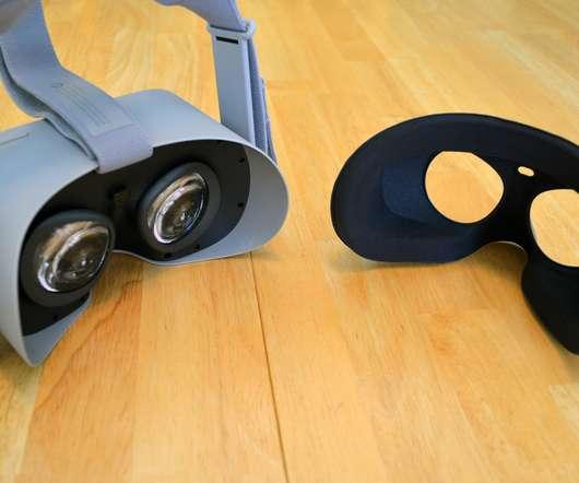 Oculus Virtual Reality Pulse