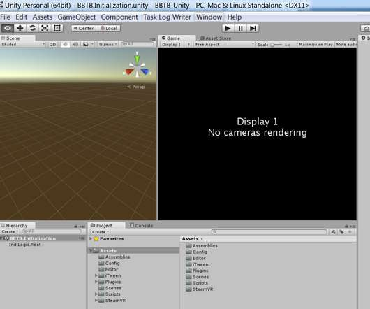 Controllers, Microsoft and Unity - Virtual Reality Pulse