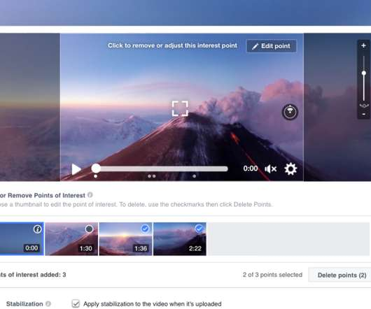 80f941e72602 Facebook Adds 4K 360 Video Streaming Support