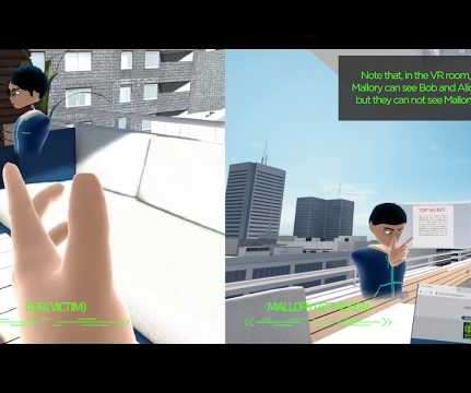 Groups and Unity - Virtual Reality Pulse