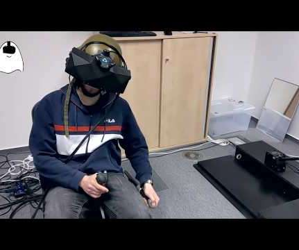5614a5c94883 XTAL hands on  an interesting glimpse to Virtual Reality 2.0