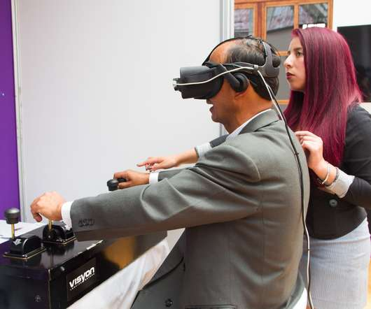 18e05a1f8664 Ecuador Is Launching A VR Training Program Supported By The World Bank