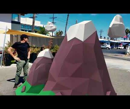 Augmented Reality and Unity - Virtual Reality Pulse