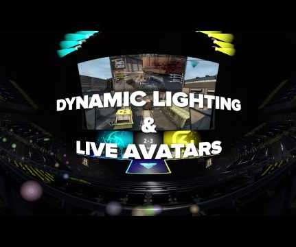 50367f673fc1 360º virtual reality esports entertainment platform SLIVER.tv