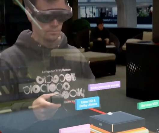 the latest af895 894d0 Mimesys Brings Its Version of Augmented Reality Video Calling to Magic Leap  via Intel RealSense