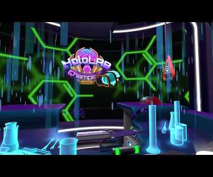 67727dfd030  I Expect You To Die  Studio Releases Educational VR Chemistry Game   HoloLab Champions